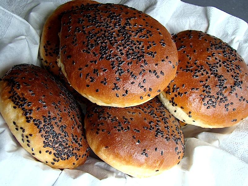 DSC09158 copy Chifle de hamburger   Hamburger Buns
