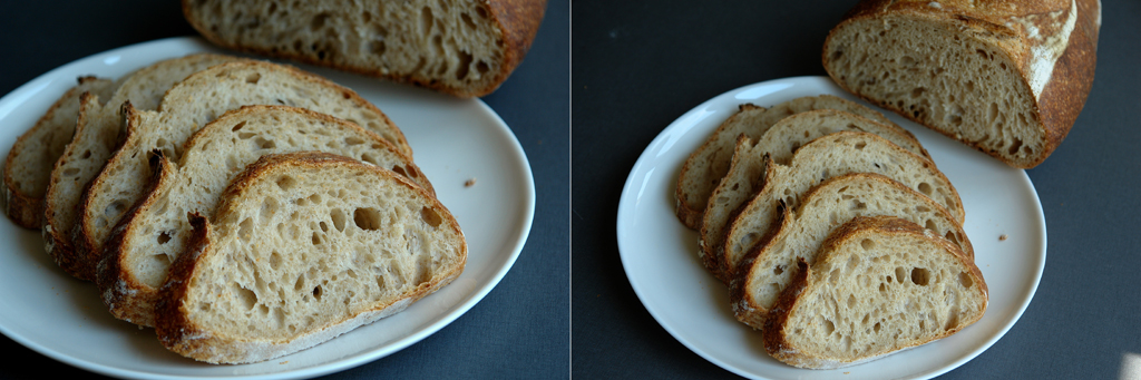 paine alba feliata 2 Paine simpla cu maia   metoda 1:2:3