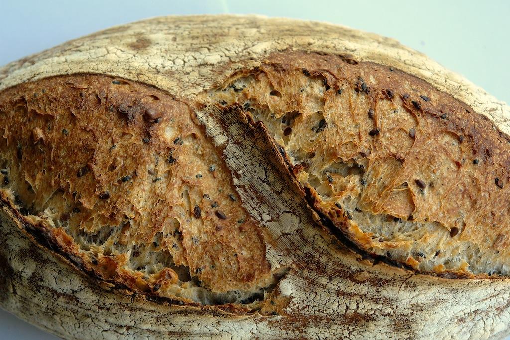 paine cu seminte titlu