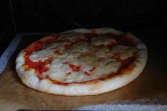 pizza pe piatra 340x226 Pizza Margherita II