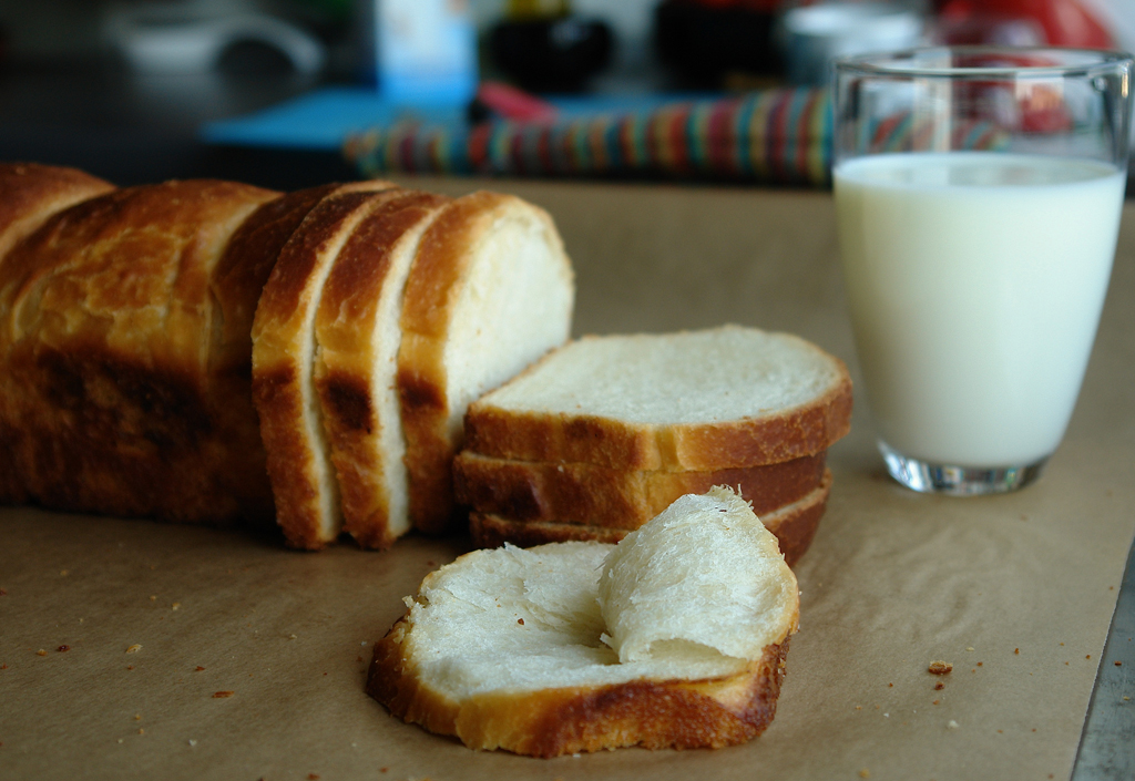 sandwich bread 12