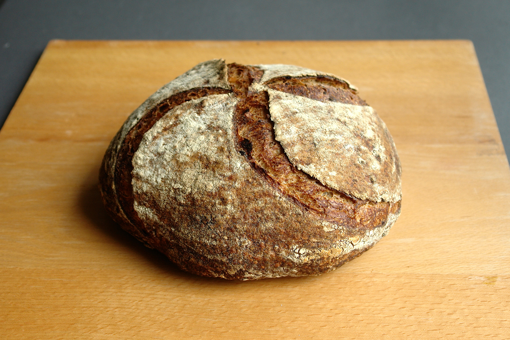 ziua 3 _ paine cu paine veche