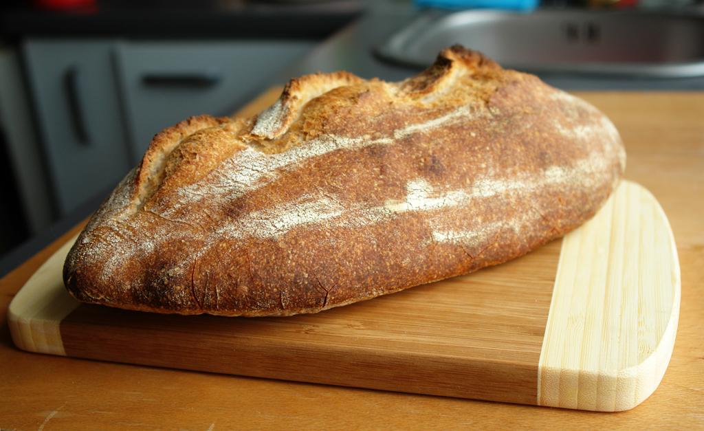 pain au levain 06 Pain au Levain