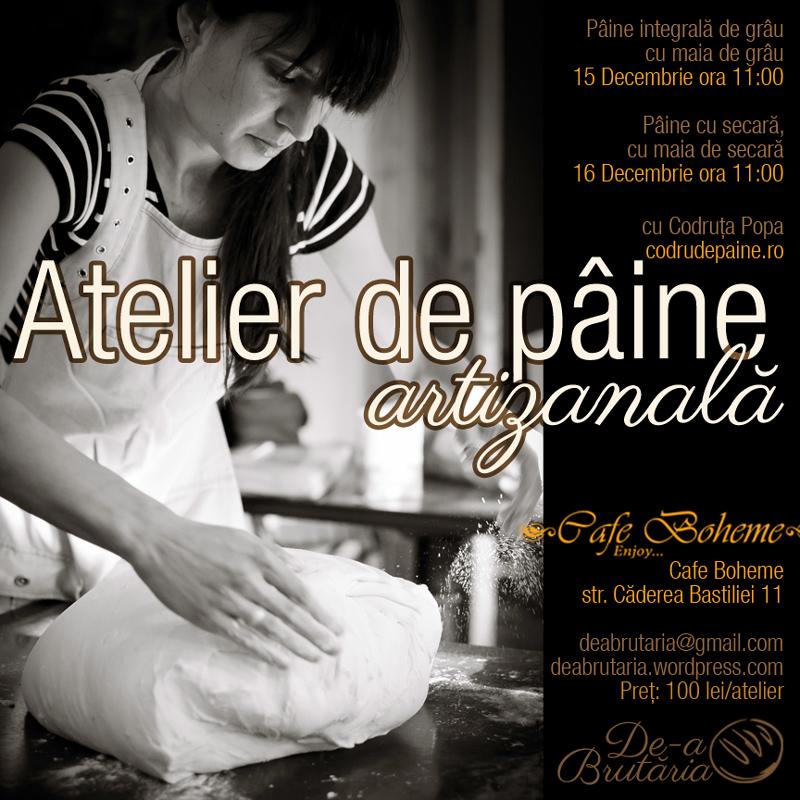 12.12 atelier codruta no2 Atelier de paine la Bucuresti, 15 16 decembrie